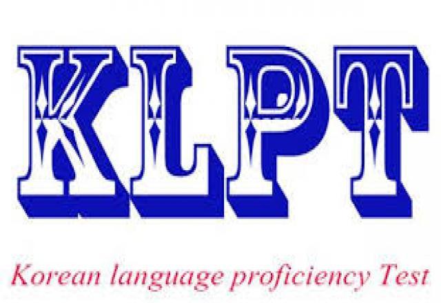 Kì thi KLPT