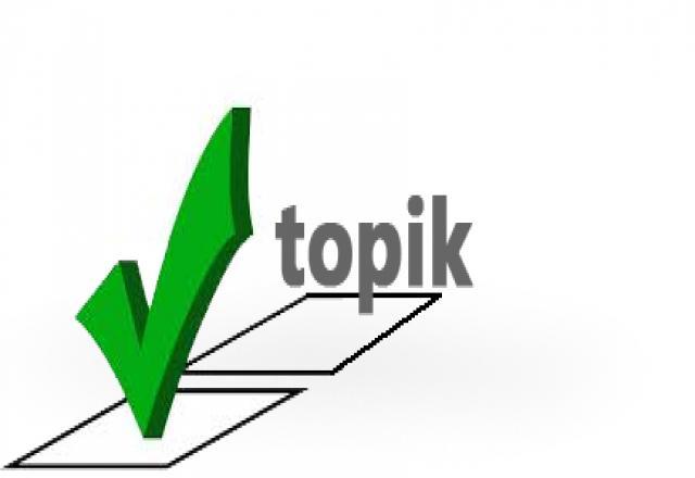Bài tập luyện thi TOPIK