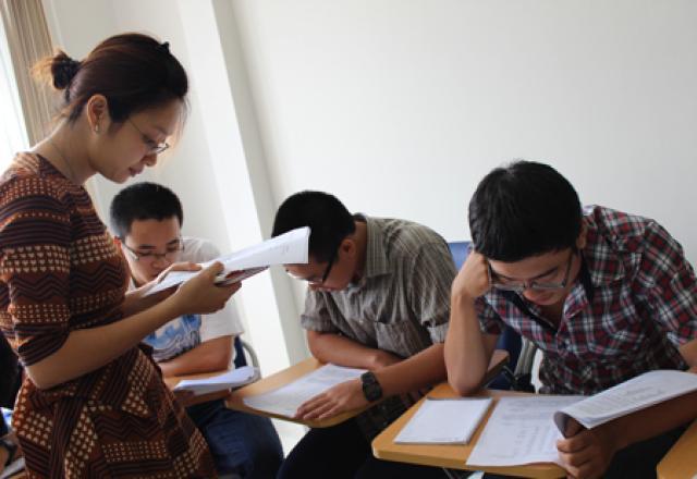 Cấu trúc bài thi TOPIK