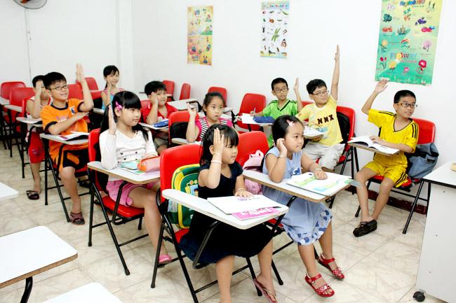 Kết quả hình ảnh cho dạy tiếng hàn cho trẻ em