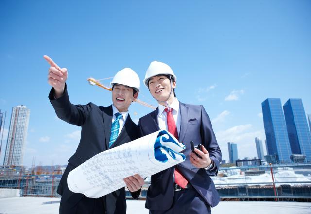 Tiếng Hàn trong xây dựng
