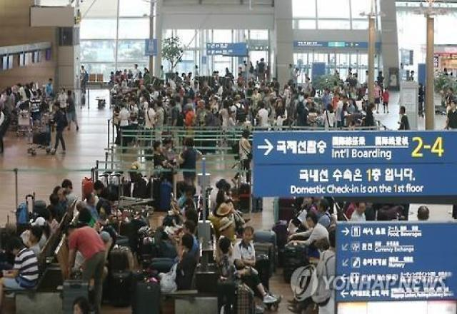 Hội thoại khai báo nhập cảnh vào Hàn Quốc