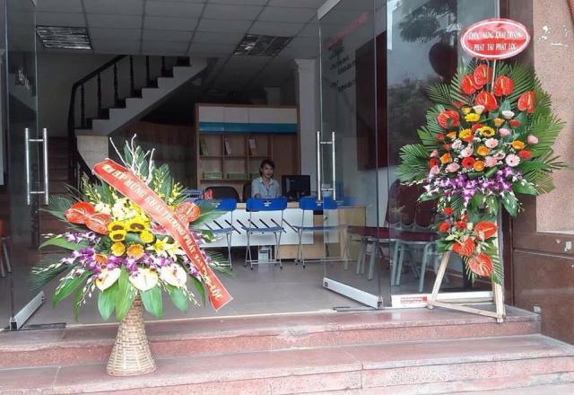 Tưng bừng khai trương cơ sở mới tại Long Biên 10/9/2016
