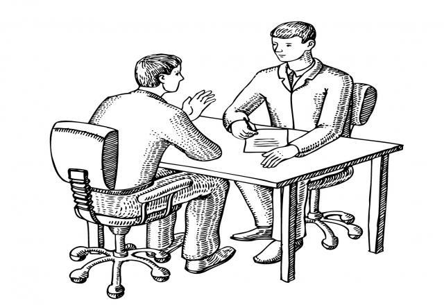 15 mẫu câu tiếng Hàn giao tiếp thông dụng dùng khi phỏng vấn xin việc.