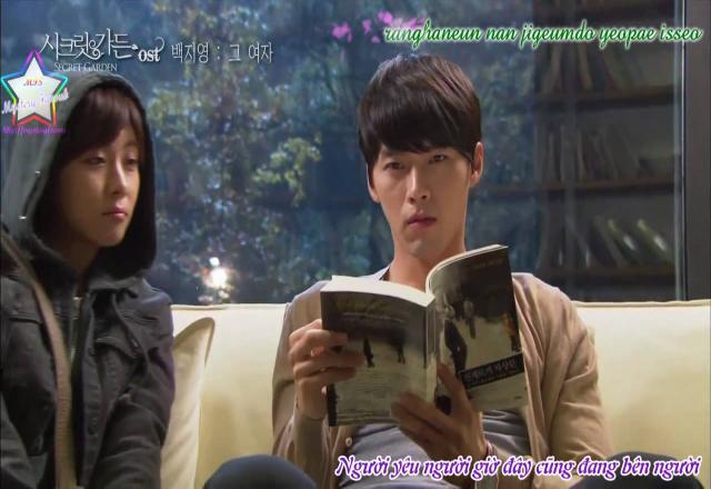Học từ vựng tiếng Hàn qua bài That Woman (phim Khu Vườn Bí Mật)