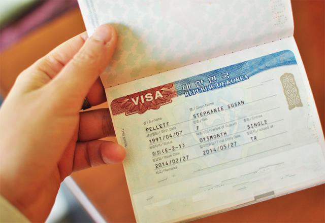 Cách phân biệt các loại visa du học Hàn Quốc