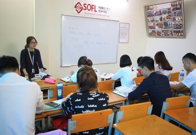 Học tiếng Hàn trung cấp tại SOFL - Lý do đúng đắn để lựa chọn!