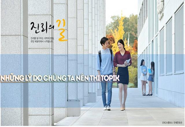 """Thi Topik tiếng Hàn có quan trọng như """"lời đồn""""???"""