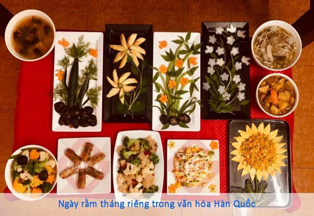 Văn hóa Hàn Quốc trong ngày rằm tháng Giêng